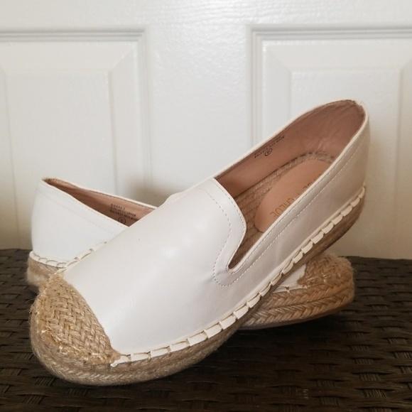 Chase + Chloe Shoes - Chase + Chloe Espadrille Flats